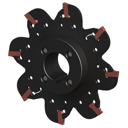 Disc Milling Cutter Type M101